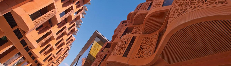 Masdar City Abu Dhabi - Urban Planning & Smart Cities